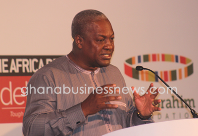 President Mahama pledges to fight insanitary conditions in the country