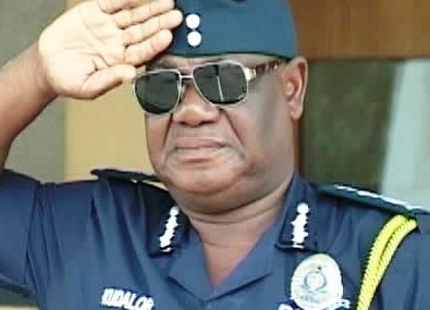 Ghana Police gets new uniform in August
