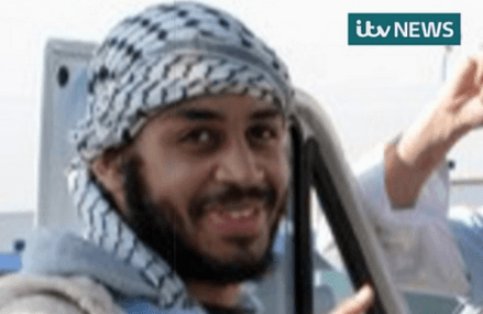 London man of Ghanaian heritage said to be part of ISIS murderous group