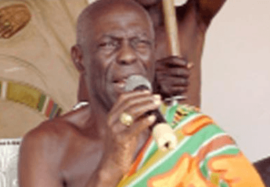 Paramount Chief predicts 95% victory for President Mahama