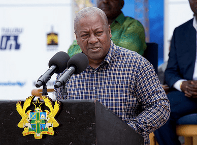 President Mahama re-nominates five District Chief Executives