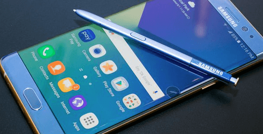 Ghana issues notice for airline passengers using Samsung Galaxy Note 7