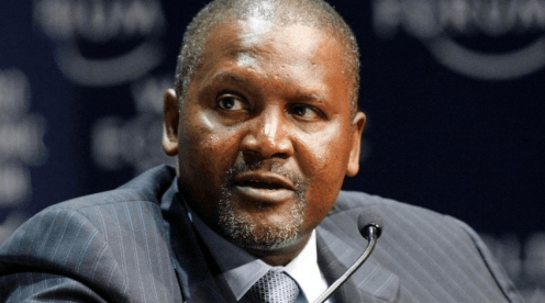 Dangote aims at oil and gas with $16b refinery