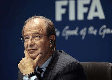 Ex-FIFA secretary general Linsi new suspect in 2006 World Cup affair