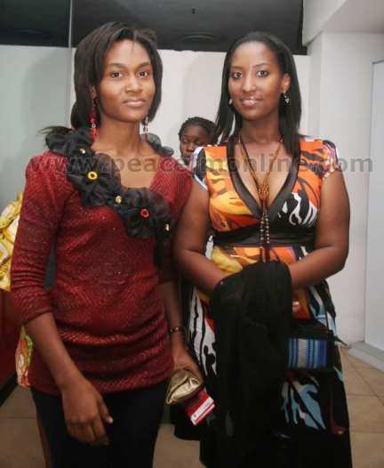 Majid Michel's Wife At 4Play Premiere