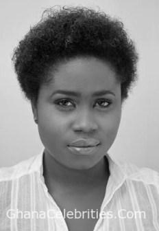 Actress Lydia Forson