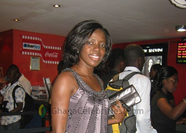 Shirley Frimpong Manso, Sparrow Production