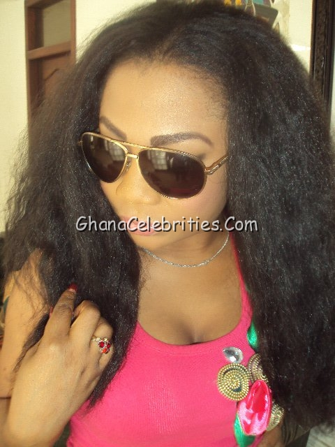 Actress Vicky Zugah