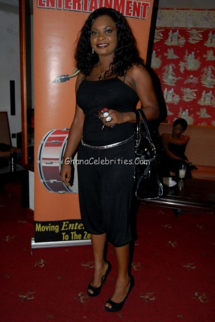 Beverly Afaglo @ Juliet Ibrahim's Birthday Party