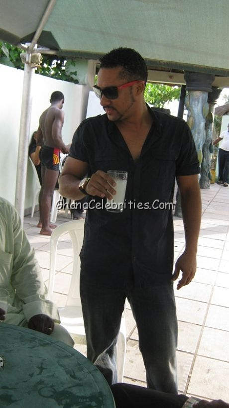 Majid Michel Kidnapped To Drink Palm Wine In Nigeria