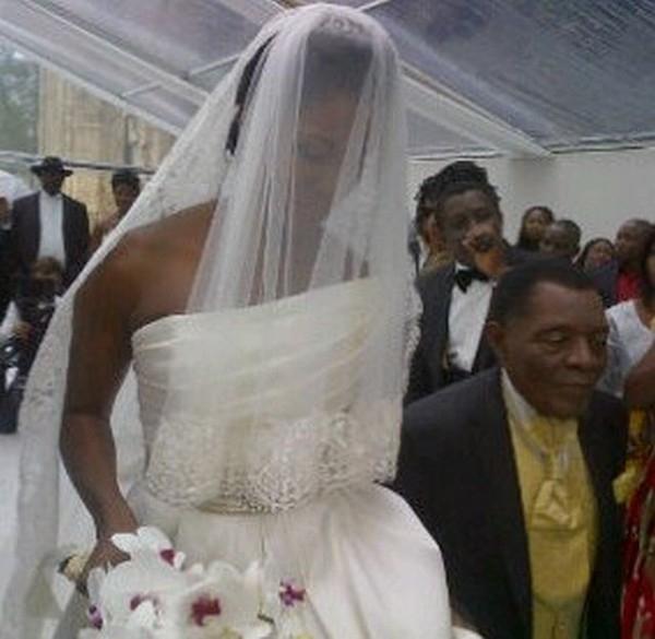 Video Of Stephanie Okereke & Linus Idahosa Wedding