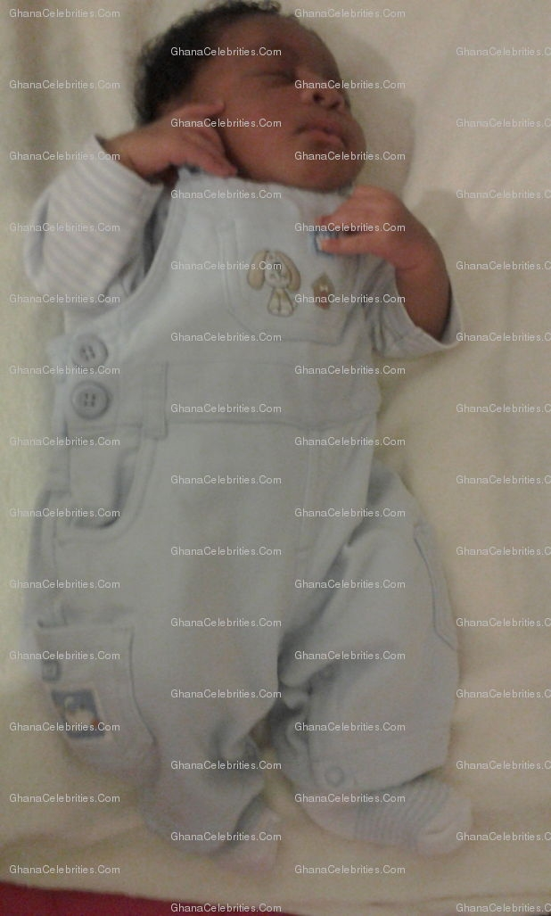 Praye Tenten's Baby Boy