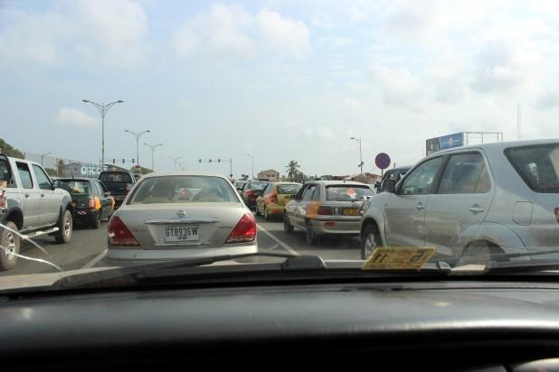 Driving In Ghana (1)