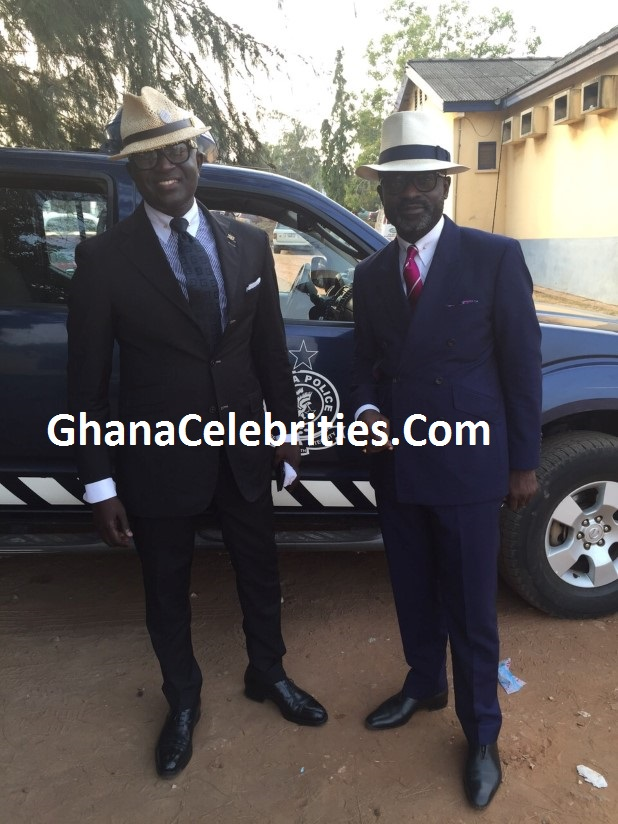 KKD and Lawyer