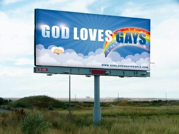 God love Gays