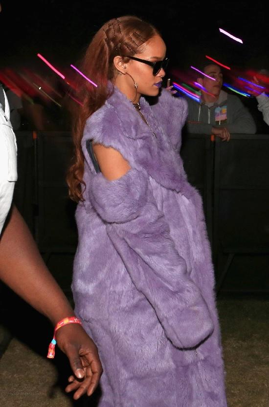 2015 Rihanna