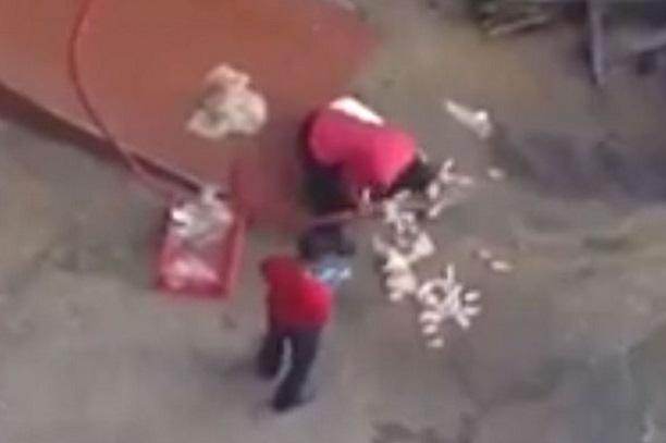 KFC-Workers
