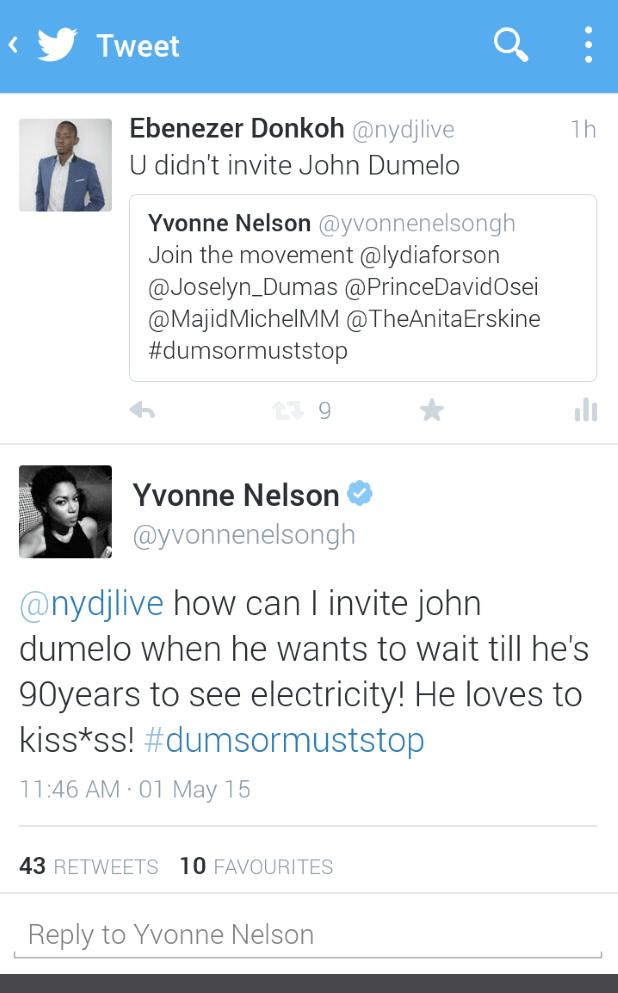 Yvonne Nelson