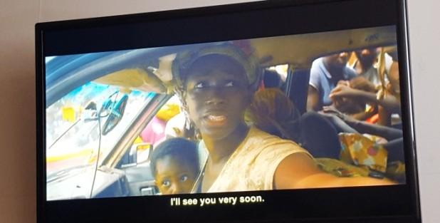 Ama K. Abebrese in Beasts of No Nation