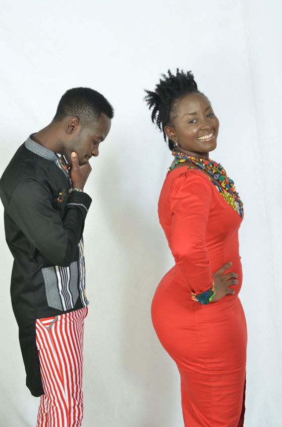 Okyeame Kwame and Annica