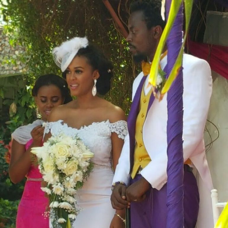 kwaw-kese-doris-wedding