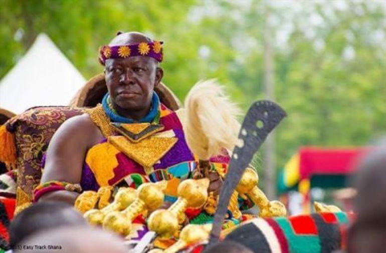 Asantehene- Otumfuo Osei Tutu II Turns 66 Today - GhanaCelebrities.Com