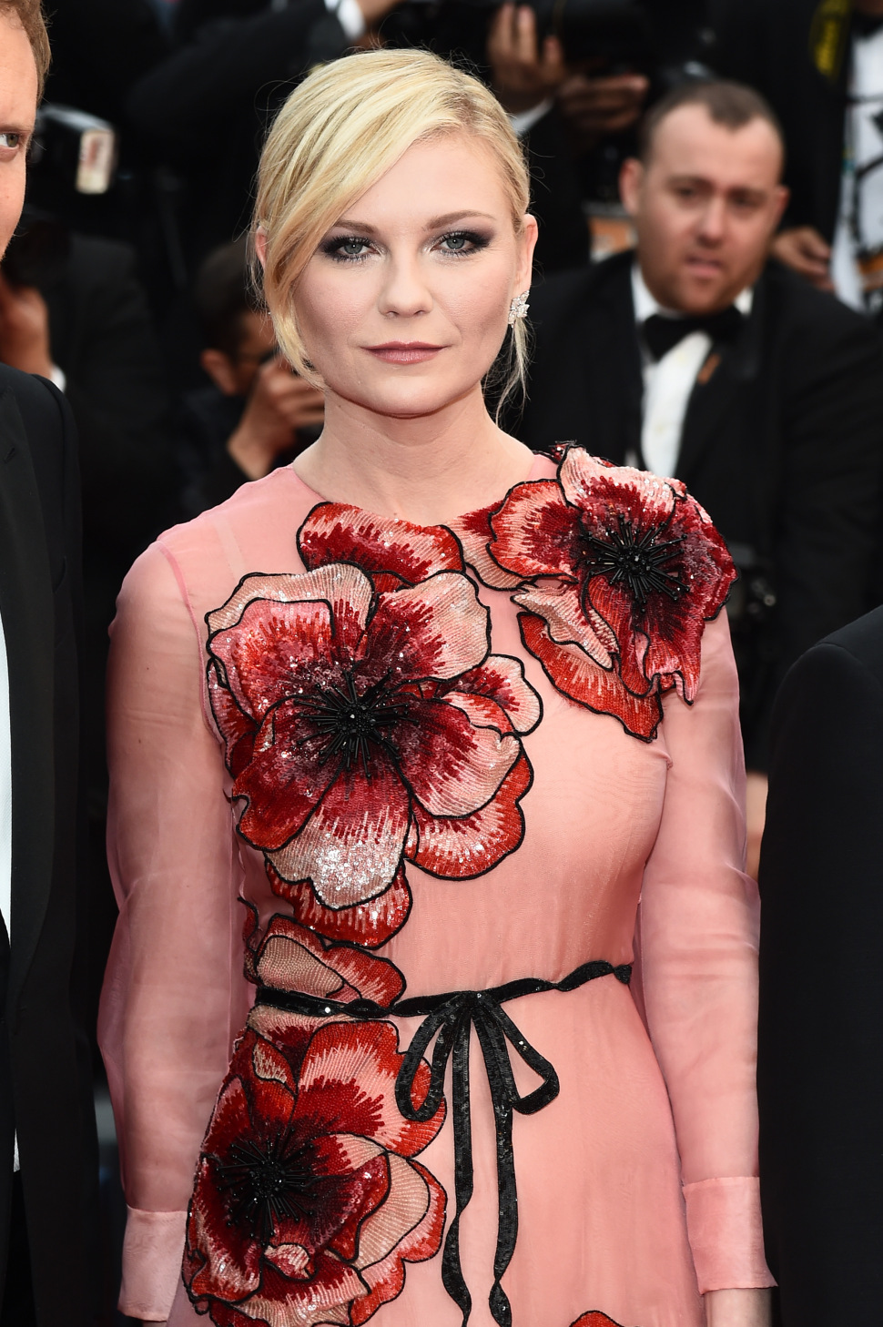Mandatory Credit: Photo by Buckner/Variety/REX/Shutterstock (5682159bo) Kirsten Dunst'Cafe Society' premiere and opening ceremony, 69th Cannes Film Festival, France - 11 May 2016