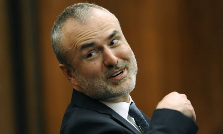 Gawker founder- Nick Denton