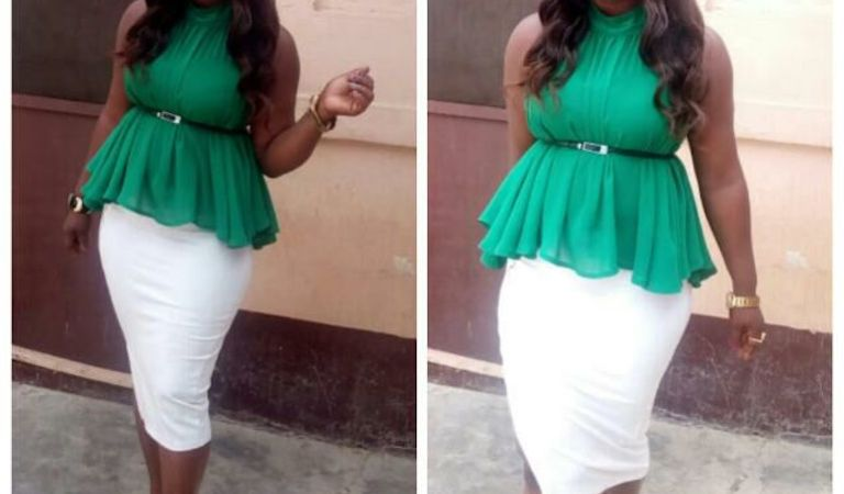 Trendsetters: Meet Florence Mensah…She Loves Pink, Green and White