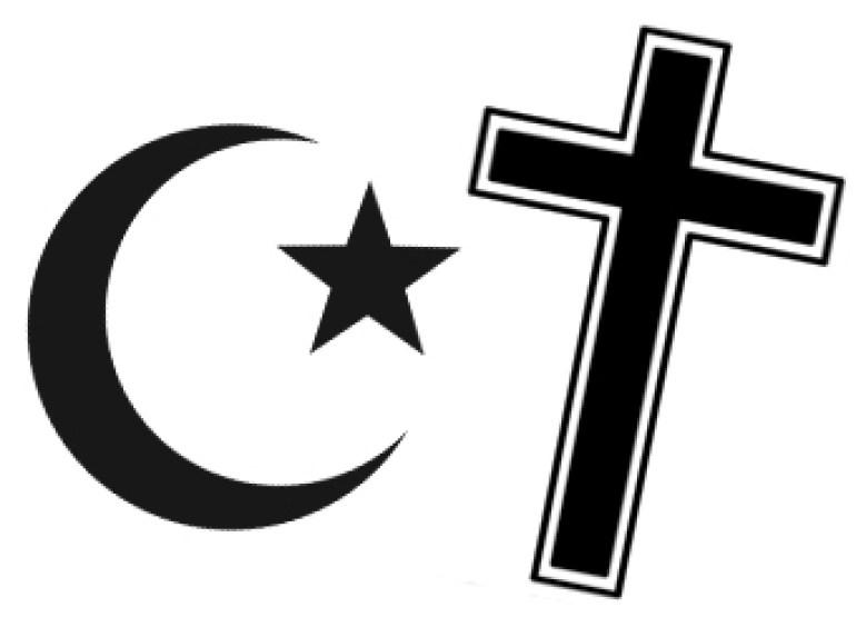 islam-christian-symbols