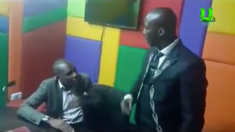 Bring Your Wife for Me to Chop and I'll Prove I Can Go One Hour Nonstop On A Lady – Kumchacha to 'Doubting Thomas' Counsellor Lutterodt