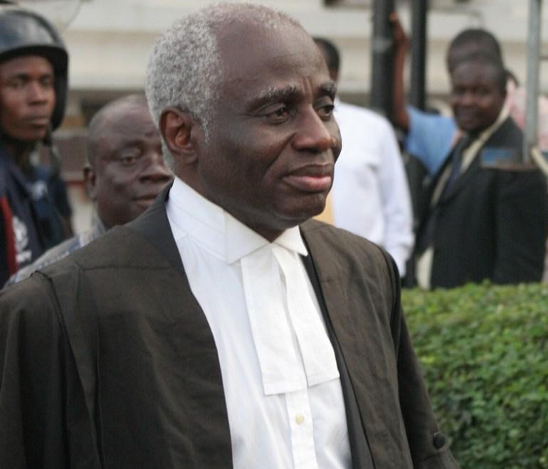 Ghana Must Write Her Own Story, Lawyer Tsatsu Tsikata. 6