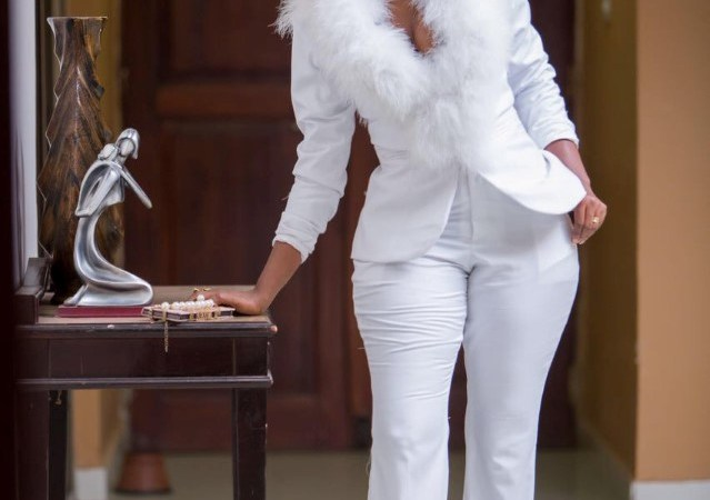 There Is Everything Right About This PHOTO Of Selly Galley- She Is A True Diva!