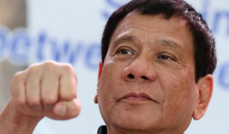Shoot Anyone Who Puts Your Life On The Line- Philippine's President  Rodrigo Duterte Tells His Military Men