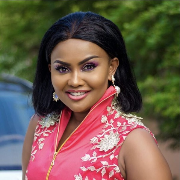 I Suffered Three Heartbreaks At Age 40-Nana Ama McBrown
