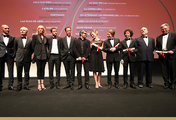 Winners of Un Certain Regard 2017 Prizes