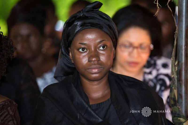 """They will suffer till they d!e""- The late Major Mahama's wife speaks after 3 years 2"