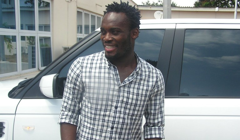 Former Black Stars Midfielder Michael Essien Joins Azerbaijani Club Sabail as a Player-Coach