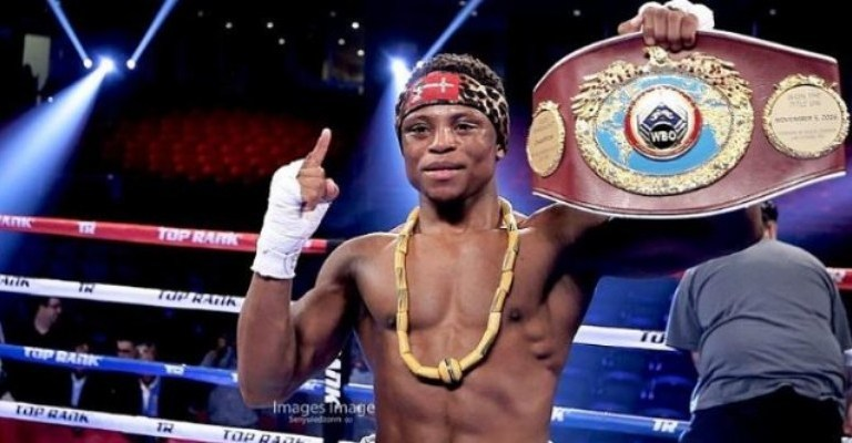 'I Will Finish Navarrate Within Round 4' — Isaac Dogboe Assures Ghanaians
