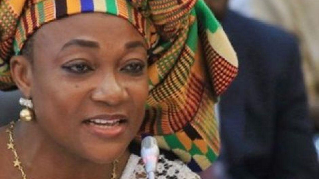 Former Gender Minister Otiko Djaba Turns TV Show Host After Ditching