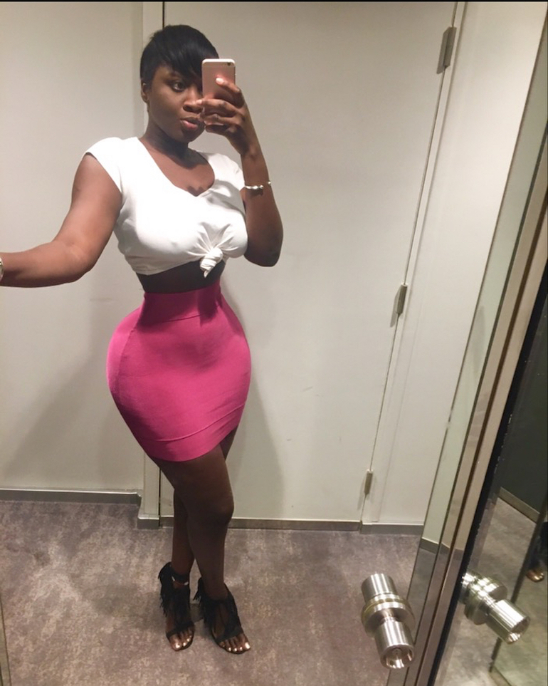 Image result for Princess Shyngle Pregnant? What Womb is She Going to Use to Carry that Baby?