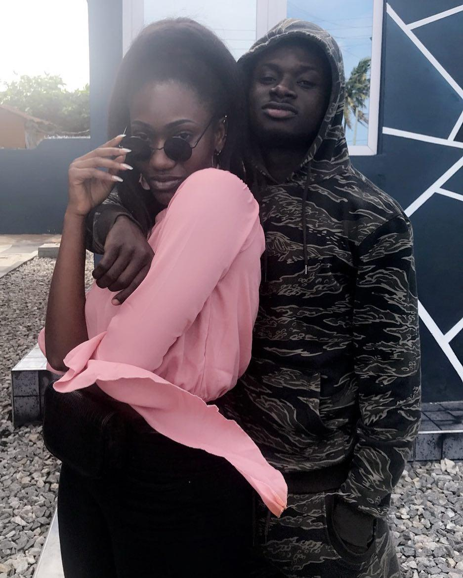 Image result for wendy shay and kuami eugene