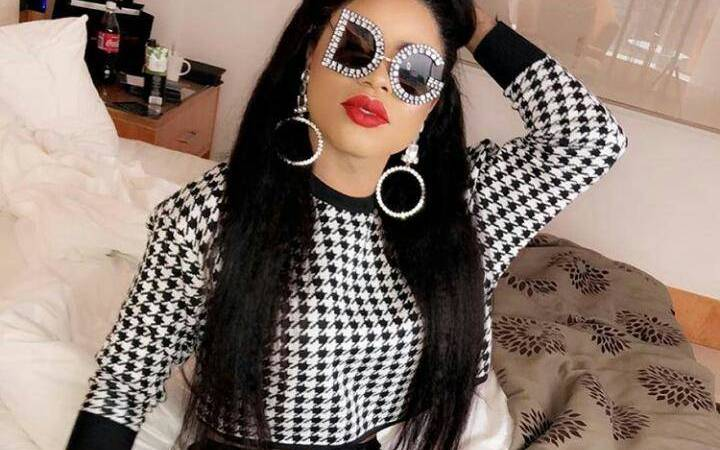 Bobrisky In Jalabiya Plus Makeup Is Confusing Us –  Maybe Okuneye Idris Is Back! – Photo