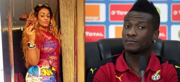 CHRIS-VINCENT Writes: Asamoah Gyan is Playing Out of His League–His Alleged Mistress and Soon to Be Wife-Nina Atala Has Been Around…She Dated Stephen Appiah, Allegedly Ibrahim Mahama, Buju Banton & Many Rich Folks