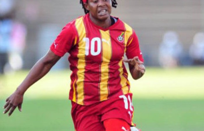 Former Black Queens Captain Adjoa Bayor Claims She Did Not Have S*x Until Age 32