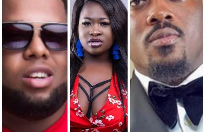 SCREENSHOTS: Sista Afia, TooSweet Annan And DBlack Used To Organise Banging Parties?