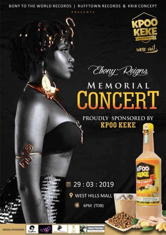 Ebony reigns anniversary - Ebony's One Year Anniversary Finally Comes off on March 29th
