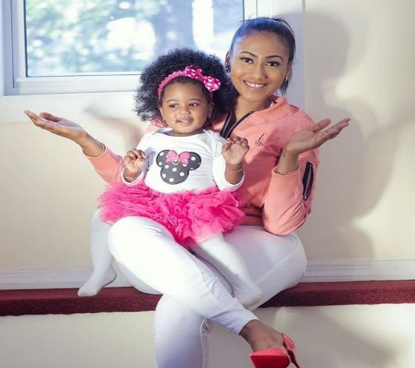 3 1 - Mother/Daughter Combo Hajia and Naila 4 Real are Super Adorable in These PHOTOS