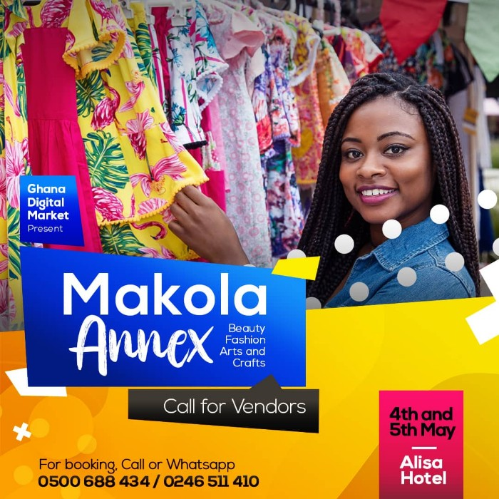 IMG 20190406 WA0008 - Instincts Limited & Ghana Digital Market calls for Vendors to Participate in Upcoming Beauty & Fashion Fair at Alisa Hotel