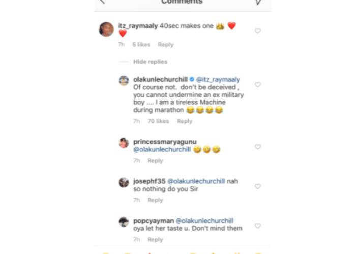 Screenshot 2019 05 15 at 19.09.04 - I Am A Tireless Machine During Marathon- Tonto Dikeh's Ex-Husband Dr Churchill Rubbishes Claims That He Is A 40 Seconds Man In Bed